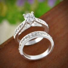 Alloy Cubic Zirconia Band Fashion Rings