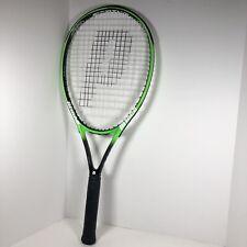 New listing Prince Thunder Strike 110 Power Level 775 Triple Threat Stability Tennis Racquet