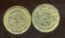 MEXIQUE  20 centavos 1996