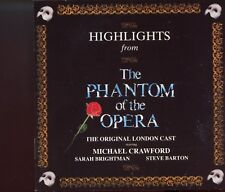 The Phantom Of The Opera / Highlights - Original London Cast