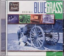 CD 18T ORIGINAL BLUEGRASS BY THE ORIGINAL COUNTRY FIDDLERS NEUF SCELLE 2000