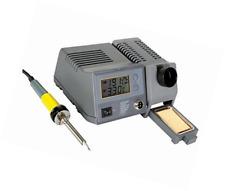 Velleman 420165 Station de soudage, VTSSC40 N, affichage LCD, 48 W, 185 mm x 100