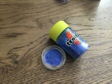 Genuine Mac Glitter and Pigments 0.3g unbranded pot reflects purple duo