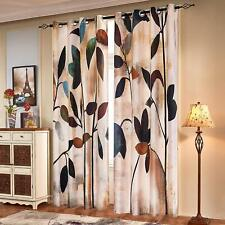 subrtex Printed Curtains Blackout for Bedroom Living Room Kids Room Dining Room
