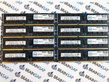 128GB (8x 16GB) DDR3 Hynix HMT42GR7MFR4A-H9 REG ECC - 2Rx4 PC3L-10600R-9-12-E2
