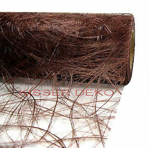 SIZOWEB Table Runner IN Various Widths: 10 15 20 30 23 5/8in x 82ft Wave Wow
