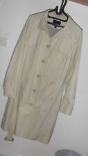 """MOSSIMO"" Beige Coat, Size M, Cotton, Nylon. Lined"