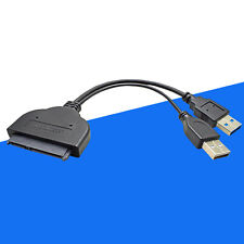 2-in-1 USB3.0to6.3cm SATA /SATA2.0/SATA3.0 Festplatte Adapter Kabel Konverter