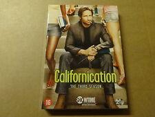 2 DVD BOX / CALIFORNICATION: SEASON 3