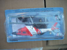 ELICOTTERO US COAST GUARD MH-68 SHARK ITALERI FABBRI SCALA 1100