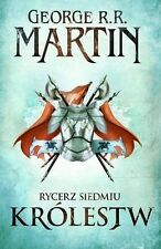 Rycerz Siedmiu Krolestw, George R.R. Martin, polska ksiazka, polish book