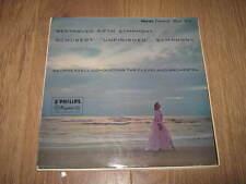 BEETHOVEN / SCHUBERT ~ GEORGE SZELL CLEVELAND ORCHESTRA PHILIPS VINYL LP