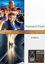 Fantastic Four/X-Men (DVD, 2010, 2-Disc Set) Free Shipping!