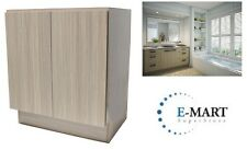 "New listing 36"" European Style Bathroom Vanity / Plywood Door Cabinet - Birch Wood pattern"