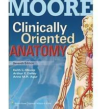 Clinically Oriented Anatomy by Anne M. R. Agur, Keith L. Moore and Arthur F., II