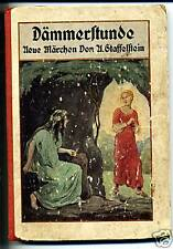 Märchen-Dämmerstunde-Anna Staffelstein-1930