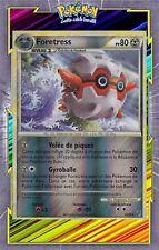 🌈Foretress Reverse - HS04:Indomptable - 13/90 - Carte Pokemon Neuve Française