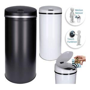 Poubelle automatique avec capteurs, ouverture/fermeture automatique | 30L - 60L