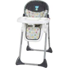 Baby Trend Sit-Right Adjustable High Chair, Teal