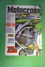 MOTOCROSS 5 MAGGIO 2003 KTM SXS 450 GAMMA HUSABERG TM SMR SMM 125 400 ES SMX 450