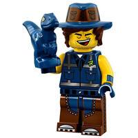 "🎈 LEGO® Movie 2 Series (71023) ""Vest Friend Rex"" Minifigure Dino (SEALED) 🎈"
