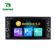 Android 9.0 Car Stereo DVD GPS Player Navigation for Toyota Corolla/HILUX Radio