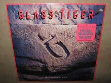 GLASS TIGER Diamond Sun ORIGINAL SEALED NM New Viny LP Hype 1985 E1-48684 CutOut