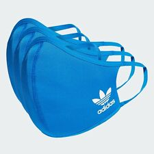 adidas Face Mask, Blue - M/L