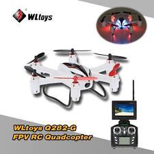 Wltoys Q282-G RC Quadcopter Hexacopter w/ 2.0MP HD Camera FPV Monitor RTF Gyro