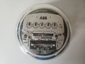 Electric Watthour Meter 240 Volt - Standard Residential ABB/Elster