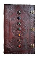 Book of Shadows Notebook x Large Diary Blank Pages Personal Bound journals 22x14