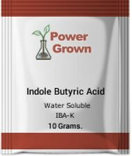 indole-3-butyric acid IBA-K 99.4% 10 Grams With INSTRUCTIONS, Spoon and Rebate