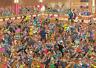 Ceaco Crowd Pleasers 1000 Pieces Jigsaw Puzzle Ballroom Dancing Jan VanHaasteren