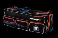 SF Triumph Cricket Wheelie Kit Bag Players Grade + AU Stock + Free Ship & Extra