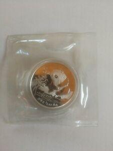 5 Yuan Panda 1996  OMP China