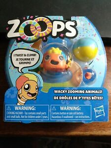 New Hasbro Zoops Electronic Twisting Zooming Climbing Toy