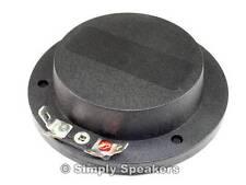 Ss Audio Diaphragm for Sonic 2375 Horn Tweeter Driver Speaker Repair Part 8 Ohm
