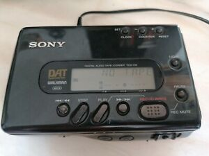 Sony TCD-D8 DAT Walkman Portable Digital Audio Tape Recorder. Price to sell ASAP