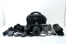 Olympus OM-D E-M5 ( Kit w/ R 14-42mm / 40-150mm ) Excellent+++ from JAPAN