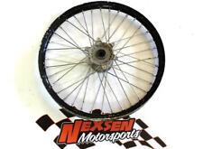 2003 Yamaha Yz125 Front Wheel Rim 1.60X21 Hub Spokes