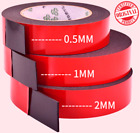 Waterproof Strong Heavy Duty Double Sided Self Adhesive Mounting Tape 12+1 Free