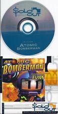 Atomic Bomberman (vintage PC game CD, 1997)