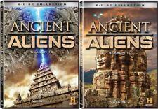 Ancient Aliens Season 10 Series Ten Volume 1 + 2 Vol One Two Region 4 DVD