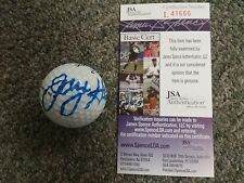 Jay Hebert Autographed Signed Golf Ball JSA Authentication - RARE tough to find!