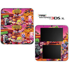 Animal Crossing New Leaf Autumn for New Nintendo 3DS XL Skin Decal Cover