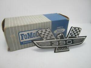 63 Ford Galaxie 390 Fender Emblem NOS C3AZ-16228-A