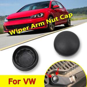 XUKEY Car Wiper Arm Nut Cap Cover Bolt For VW Passat B5 B6 B7 Polo Tiguan Jetta