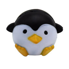 Cute Penguin Squishy CellPhone Handbag Strap Charms Pendant Kid Gift Toys
