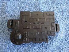 original oem 90-97 lincoln town car fuse box fuse breaker panel under dash  cover