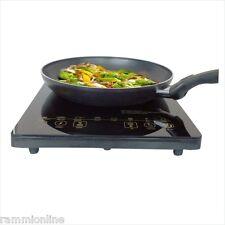 Wonderchef(Chef Sanjeev Kapoor) 2000-Watt Induction Cooker,Electronic Plate